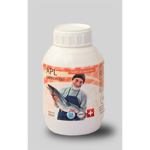 APL SALMON OIL 500ml